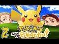 Pokemon Let's Go Pikachu: Prepare for Trouble - EPISODE 2 - Friends Without Benefits