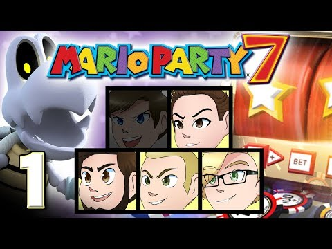 Mario Party 7: Hit the Ground Running - EPISODE 1 - Friends Without Benefits