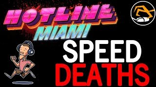 Hotline Miami Speed Death - Git Gud, Noob | Birdalert (SHORT)