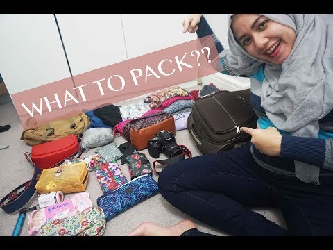 WHAT TO PACK for carry on luggage | Tips!! (Bahasa Indonesia)