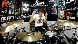 Baixar 22 - Taylor Swift - Drum Cover - Rock Remix by Jimmy Rainsford