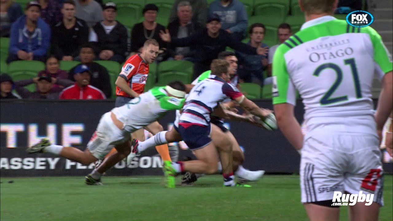 Super Rugby Rebels Go Down To Highlanders At Home Youtube