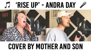 Rise Up - Andra Day // Cover by Mother and Son (Jordan Rabjohn Cover)