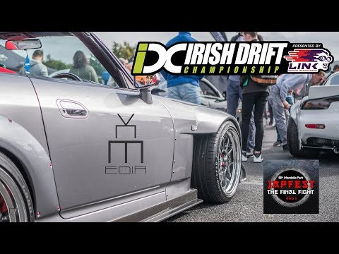 Japfest 2017 Ireland | Mondello Park | IDC | V.N Media | Irish Drift Championship