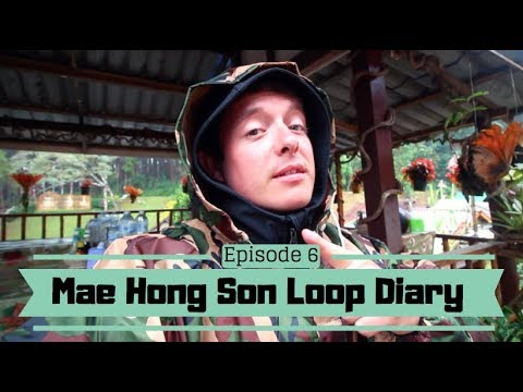 HOW TO TRAVEL THAILAND SOLO – A Backpacking Vlog Series – Mae Hong Son Loop – #6 Road to Pai