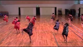 H.23 みんなでダンス小学生の部 最優秀賞 燃えろ!!ヨサコイ!!