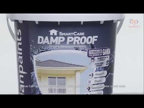 Smart Care Damp Proof By Asian Paints Indonesia Youtube