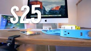 Top 5 Tech Under $25 v4.0!