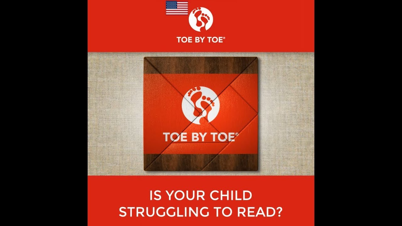 Toe by Toe – Reading manual for dyslexia – US version [ 720 x 1280 Pixel ]