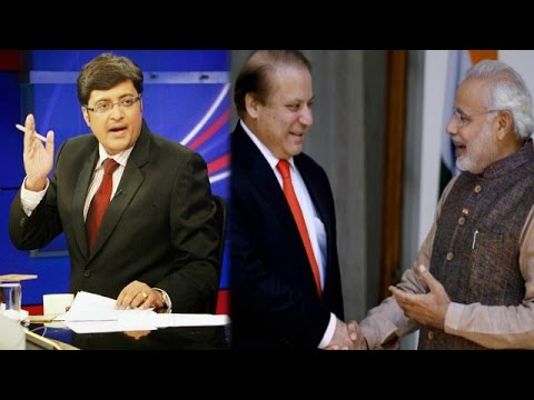 The Newshour Debate: India to UN : We Can Handle Kashmir - Full Debate (11th July 2014)