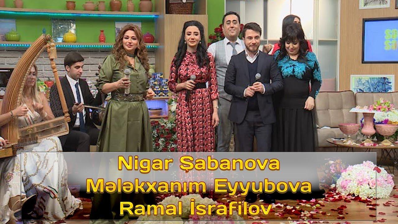 Aləm gözəl - ifaçılar Ramal & Melekxanim Eyyubova (piano)