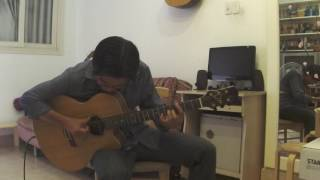 Em mơ về anh - fingerstyle solo guitar