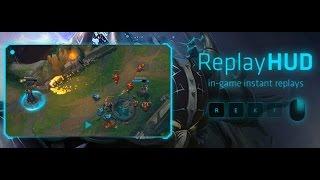Tutorial: Garena League of Legends - Installing Overwolf + Instant Replay HUD