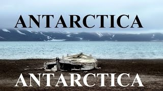 Part 2 Antarctica (Deception Island)