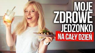 Mój prosty, zdrowy jadłospis na cały dzień! | FOODBOOK | Codziennie Fit