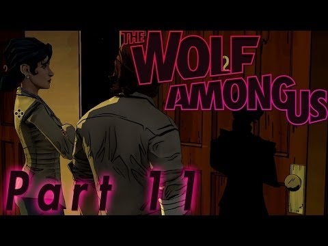 The Wolf Among Us | Crane's Apartment | Part 11