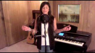 The Power of Love- Celine Dion a capella (COVER) - Sally Saifi