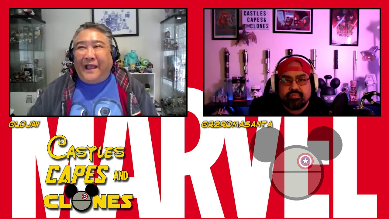 Falcon and the Winter Soldier, Keanu Reeves and more Marvel News   CCC Marvel Podcast Ep 03