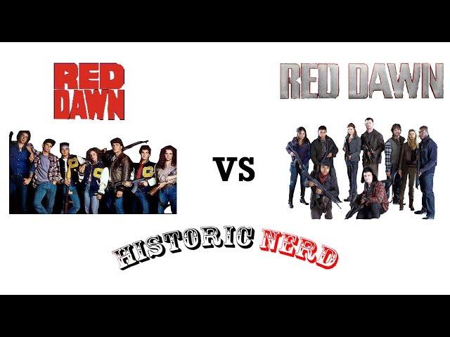 HistoricNerd: Red Dawn Vs Red Dawn