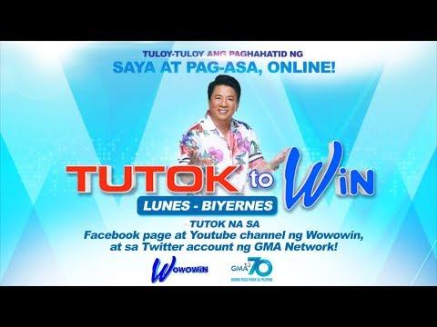 Wowowin: 'Tutok To Win' LIVE sa Puerto Galera! (March 26, 2020)