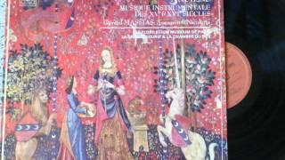 Attaignant  Prétorius   Le jeune     danses de la Renaissance