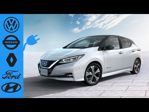 Top 5 Cheapest All Electric Cars w Good Performance