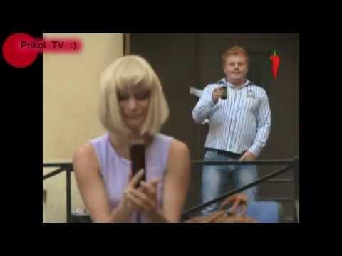 Анекдот про жопу в прямом эфире + видео