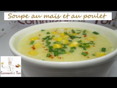 soupe-au-maïs-et-au-poulet-par-commentfait-ton-!-délicieux