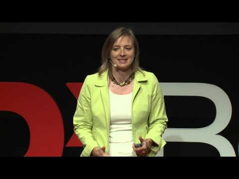 Re-Imaginer of Robots: Helen Greiner at TEDxBoston