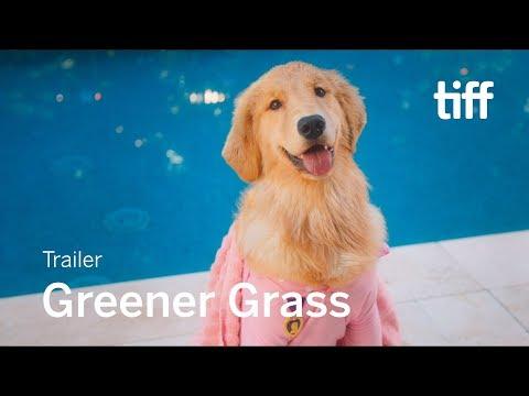 Greener Grass trailer