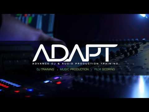 Dj Mixer and Controller Adapt Music Academy