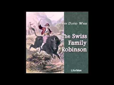The Swiss Family Robinson - audiobook