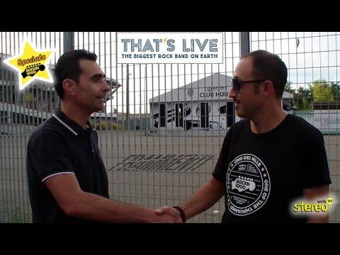 Frammenti - Speciale Rockin' 1000 - Orogel Stadium Dino Manuzzi - Cesena - 24/07/2016