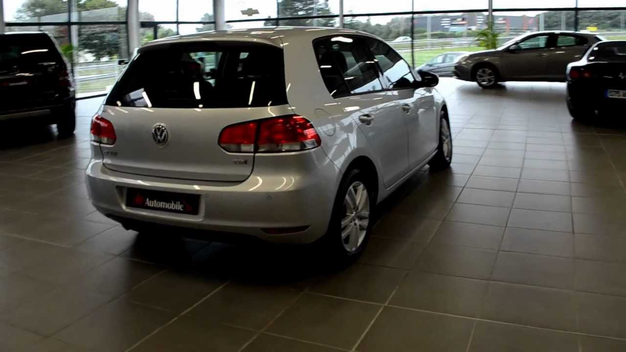 volkswagen golf 6 occasion brest 1 youtube. Black Bedroom Furniture Sets. Home Design Ideas