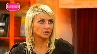 Интервью Татьяны Овсиенко на канале «Домашний» 2007 год.