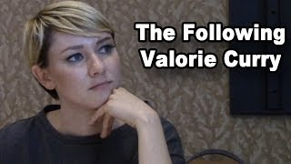 The Following - Valorie Curry Season 2 Interview