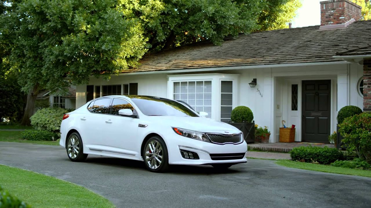"Value Kia Philadelphia >> 2015 Kia Optima Sport Mode Commercial – ""Fish"" - YouTube"