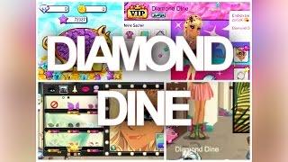 ideenflos   DIAMOND DINE - April Dine's Rückkehr auf MSP!