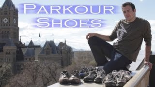 Best Parkour Shoes?
