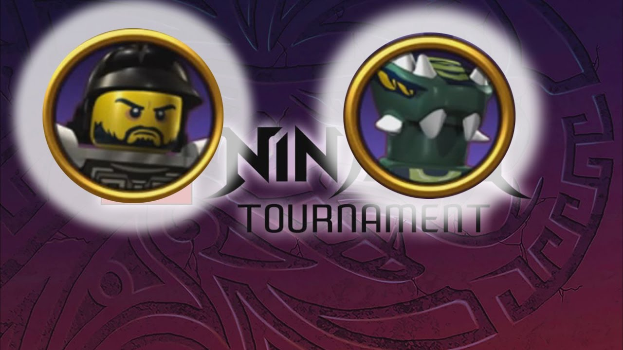 LEGO Ninjago Tournament – Karlof and Acidicus gameplay character (ios, android)