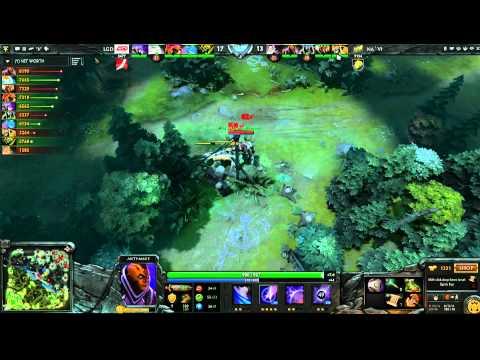 LGD vs Na`Vi - TI 2 - WB - Game 1