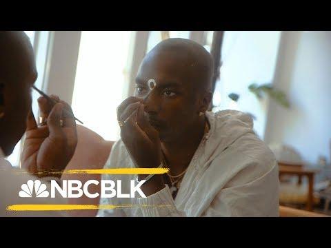 'Africa Has Its Time Now': Rapper Young Paris Redefines Fashion | NBC BLK | NBC News