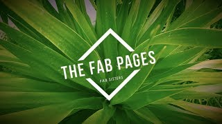 THE FAB PAGES : 1ST