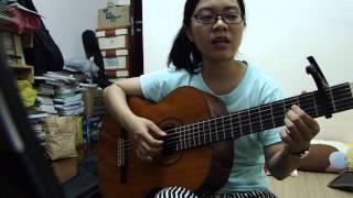 Ngồi hát ca bềnh bồng (Quốc Bảo) - Guitar cover Ca Dao
