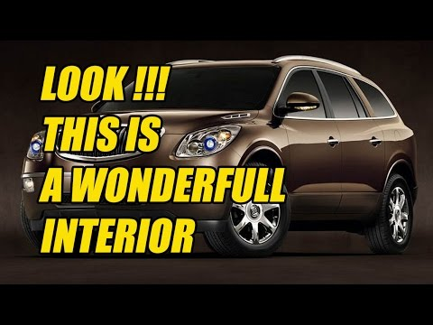 [WATCH NOW] Buick Enclave Seating Capacity