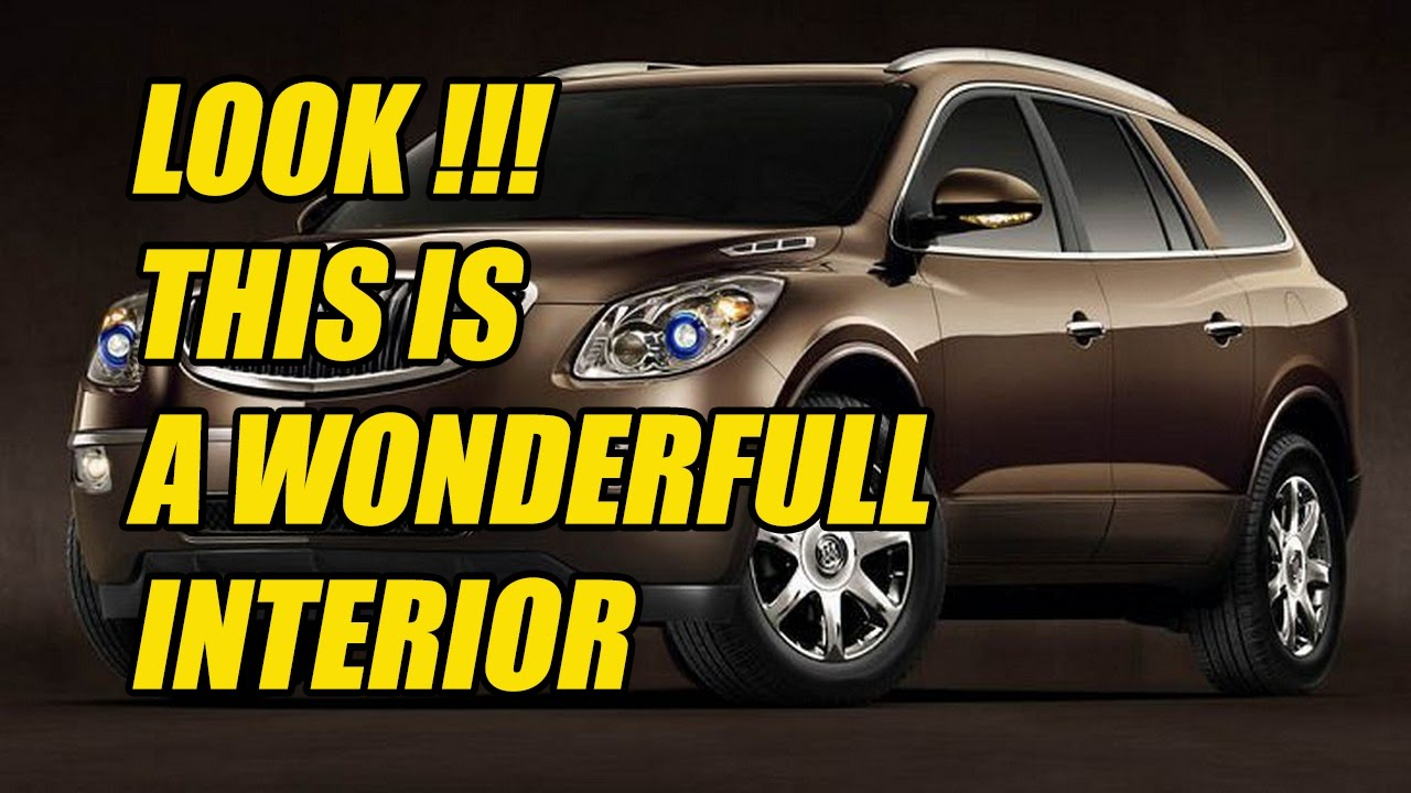 Buick Enclave Seating Capacity >> Watch Now Buick Enclave Seating Capacity Youtube
