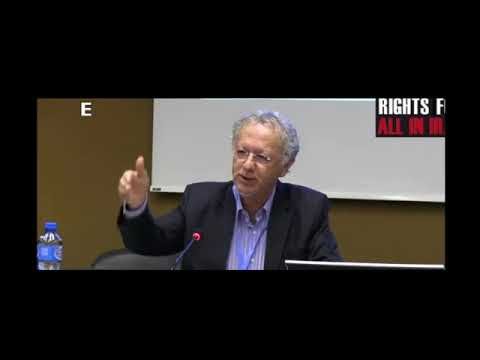 Dr Fernand de Varennes, Special Rapporteur on minority issues, English 1