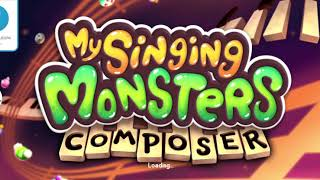 My Singing Monsters Composer App All Sample Songs: Spring, Plant, Cold, Air, Water, Earth islands