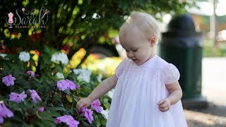 How to sew a garment with a fully smocked bodice | Children's Corner Jamie View C