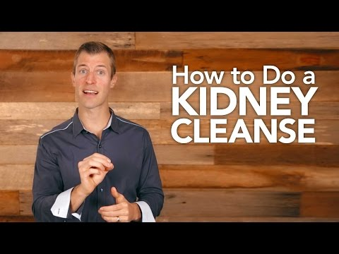 How to Do a Kidney Cleanse | Dr. Josh Axe